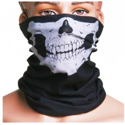 Skull Face Mask Scarf