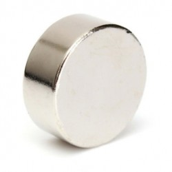 N50 Neodymium Magnet Strong Cylinder 25 * 10mm