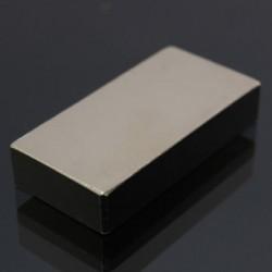 N50 Neodymium Sterke Magneet Blok 50 * 25 * 10mm
