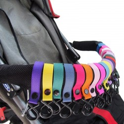 Baby Stroller Nylon Hook 3pcs