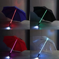 Flashing LED Rain Umbrella |