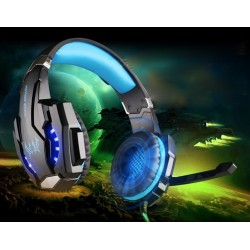 3.5mm Gaming Headphone Headset With Microphone LED Light
