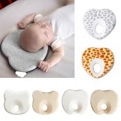 Poduszka antypoślizgowa dla niemowląt - pozycjoner snu z otworem - profilaktyka płaskiej głowy