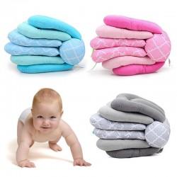 Wielofunkcyjna poduszka do karmienia niemowląt - regulowana wysokość