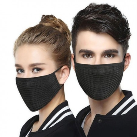 Protective anti-bacterial face mask