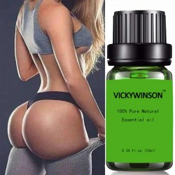 Buttock enhancement essential oil - lift-up effective massage oil