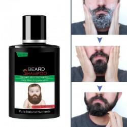 Bogaty w witaminy szampon do brody - oczyszczający - odżywczy