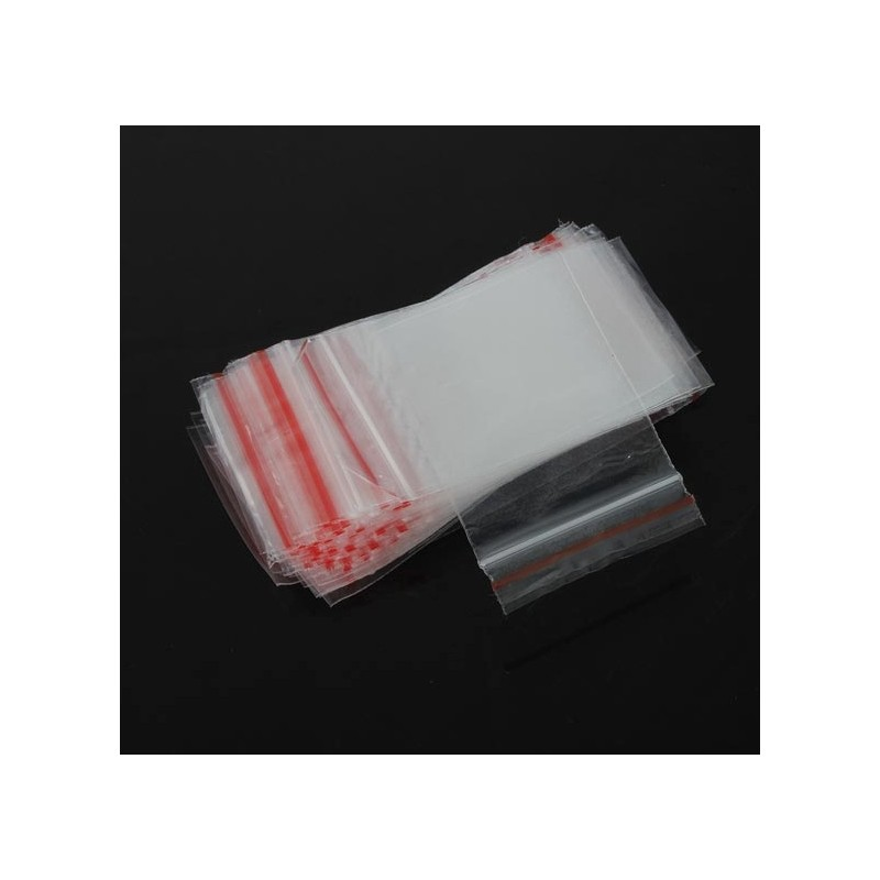 Ziplock Reclosable Packing Bags 4*6cm 100 Pcs