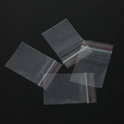 4*6cm Ziplock reclosable packing bags 100 pcs