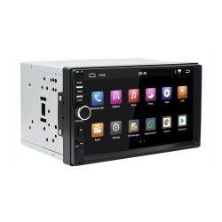 2 Din Bluetooth Android 9 autoradio - WiFi - USB - GPS-navigatie - Mirrorlink - MP3 MP5