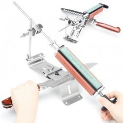 Professionele messenslijper - gereedschap met vaste hoek