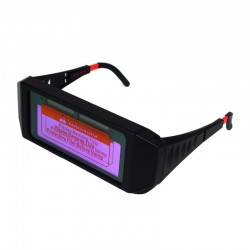 Automatic Photoelectric Welding Glasses Solar Powered Auto Darkening Welding Mask Helmet Eye Goggle