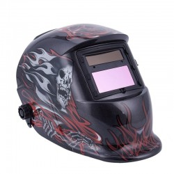 Obscur-Variable Mop Welder Mask with Auto-Darkening LCD Filter for ARC TIG MIG Welder