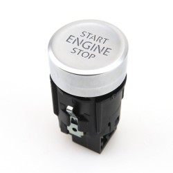 READXT Car Start Stop Engine one-button Switch Button Keyless Start Switch Parts For VW Golf 7 MK7