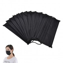 4-layer disposable antibacterial surgical face mask - mouth mask - 10 pieces