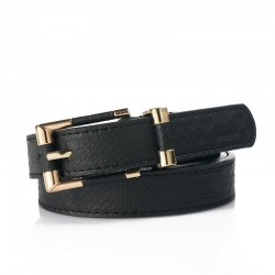 New Women Belts Fashion Crocodile Punk Thin Waist Belt Female Second Leather Straps High Quality Jea
