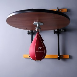 professional fitness boxing pear speed ball - swivel boxing punching speedbag base accessory - boxing equipment