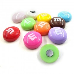 Resin fridge magnets - souvenir refrigerator magnetic sticker - 10 pieces