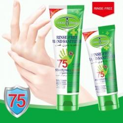 Antybakteryjny środek dezynfekujący do rąk - żel myjący - szybkoschnący - 75% alkohol - 50 ml - 100 ml