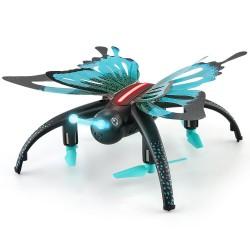 JJRC H42WH WIFI FPV - aparat 0.3MP - sterowanie głosem - utrzymywanie wysokości - motyl RC Drone Quadcopter
