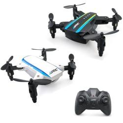 JJRC H345 mini - 2.4G 4CH - 6 osi - tryb bezgłowy - składane ramię - podwójny RC Drone Quadcopter RTF