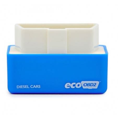EcoOBD2 - OBD2 OBDII - fuel optimisation for Diesel engines
