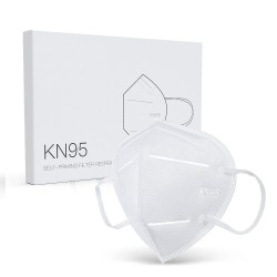 KN95 PM2.5 gezichtsmasker - mondmasker - antibacterieel - nanofilter - 5 of 10 stuks