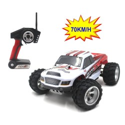 WLtoys A979-B 4WD 1/18 Monster Truck RC Auto 70 km / h