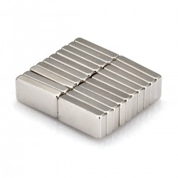 N52 neodymium magnet block 10 * 5 * 2mm 20 pieces