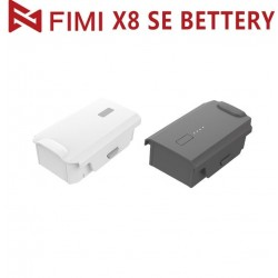 FIMI X8 SE Drone - 11.4V 4500mAh - 35 minut lotu - bateria zapasowa - 1/ 2 / 3 sztuki