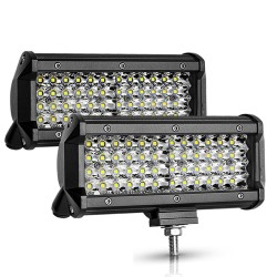 NL pearl light bar/work light LED - 72W 144W