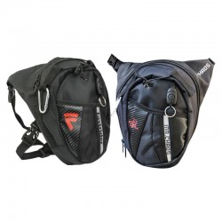 Wodoodporna nylonowa torba na talię - udo