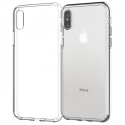Clear Phone Case - iPhone 11 Pro XS Max X 8 7 6s Plus 5 5s SE 9