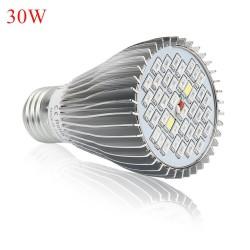 30W - 50W - 80W -100W - 120W - E27 - Światło LED do uprawy roślin - pełne spektrum