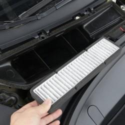 Wymienny filtr wlotu klimatyzacji do Tesla Model 3