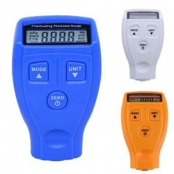 Car painting meter - digital paint coating thickness gauge - GM200