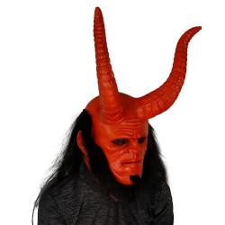 Hellboy Latexmaske