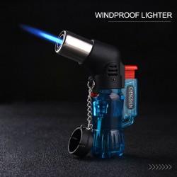 Mini Butan Jet Feuerzeug - nachfüllbar - winddicht
