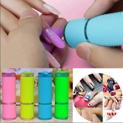 Mini secador de uñas - linterna - LED - UV - lámpara de curado en gel
