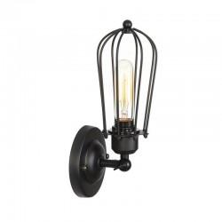 Applique vintage - lampada - orientabile a 180 gradi