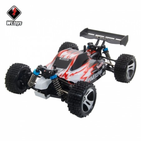 Wltoys A959 RC Car 2.4Gh 4WD Off-Road