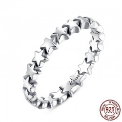 Srebro próby 925 - elegancki pierścionek