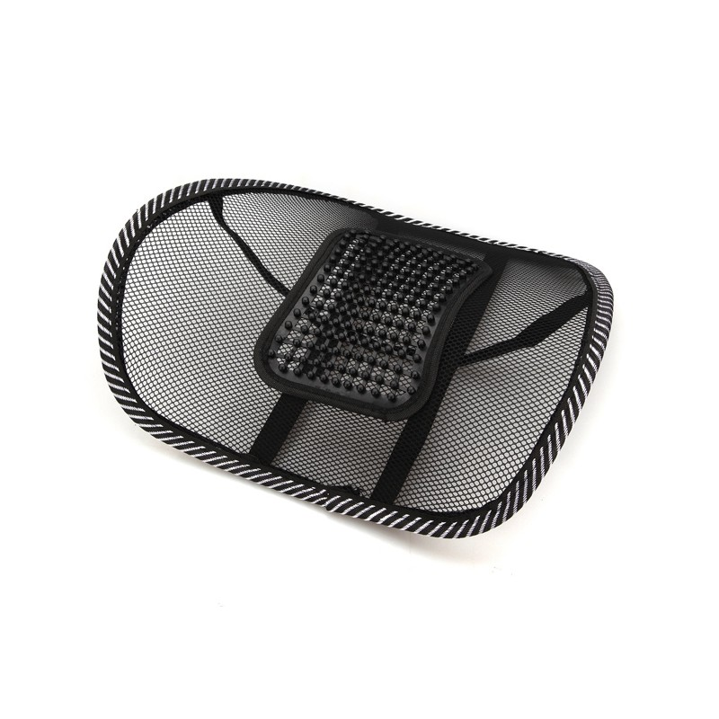 Back Support Seat Mesh Cushion