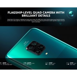 Xiaomi Redmi Note 9 Pro Global Version - dual sim - 6.67 inch - 64MP Quad Camera - 6GB 128GB - 5020mAh - NFC - 4G - smartphone
