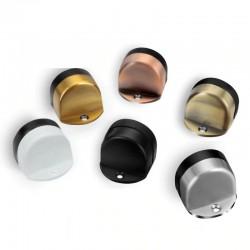 Fermaporta in acciaio inossidabile - impermeabile - gomma