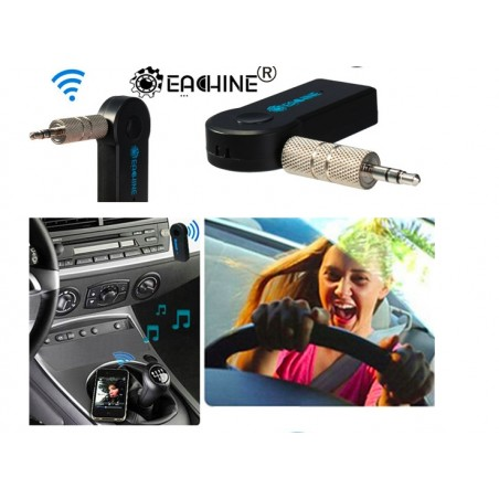 Eachine Bluetooth 3.5mm V3.0 + Adaptateur Audio EDR