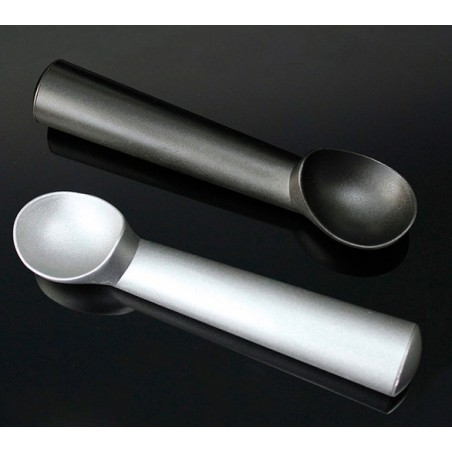Aluminium Ice Cream Spoon Anti-Free Anti-Stick*