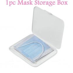 Gesichtsmaske - Mundmaske - Aufbewahrungsbox