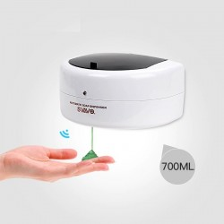 700ml Wall Mounted Liquid Automatic Soap Dispenser ABS Bathroom Accessories Sensor Touchless Sanitiz