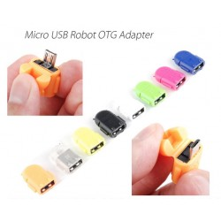 Micro USB Do USB 2.0 OTG Adapter Konwerter